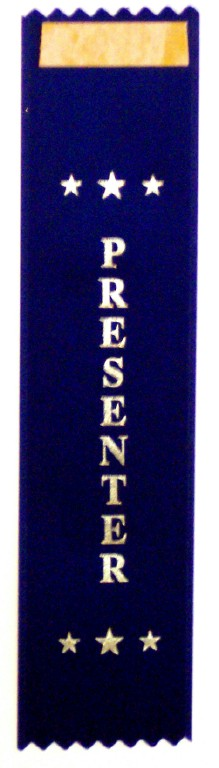 BV8 - Vertical Badge Ribbons