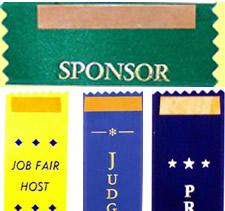 Custom Badge Ribbons