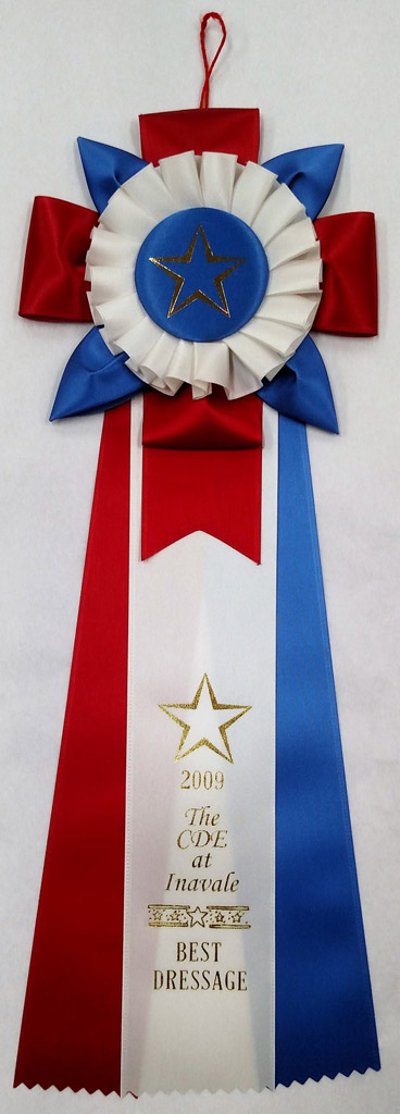 Horse Show Ribbons | Olympic RibbonArt